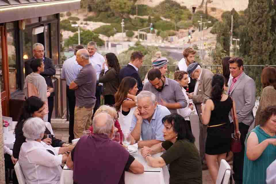 Jerusalem Press Club - 5th Anniversary